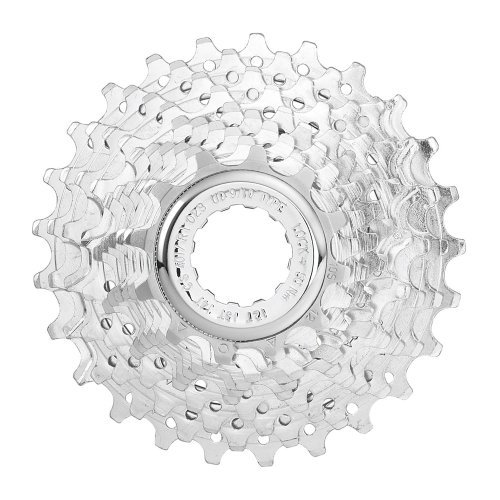 Campagnolo Veloce Unisex 9 Speed Cassette - Silver, Size 13 26 by Campagnolo