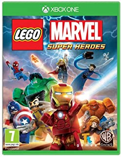 Lego Marvel Super Heroes [import anglais] (B00D7823Q6) | Amazon price tracker / tracking, Amazon price history charts, Amazon price watches, Amazon price drop alerts