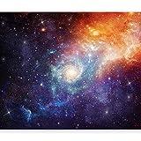 murando - Fototapete Galaxy 350x256 cm - Vlies Tapete - Moderne Wanddeko - Design Tapete - Wandtapete - Wand Dekoration - Kosmos Stern Astronomie f-C-0101-a-a