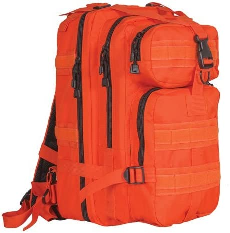 Ultimate Arms Gear Safety Orange Medium Transport Pack Backpack product image