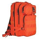 Ultimate Arms Gear Safety Orange Medium Transport Pack Backpack