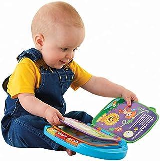 Fisher-Price Ríe y aprende libro de historias con rimas
