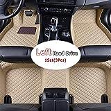 ZYDSD para Nissan Qashqai J11 2020 2019 2018 2017 2017 2016 2015 2014 Coche Colinas de Piso Piso Playlers Auto Cuero Alfombras Accesorios Interior para Autos SUV camión y camioneta