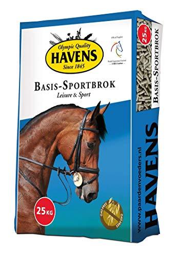 Havens Basis-Sportbrok 25 kg