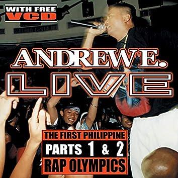 Andrew E Live
