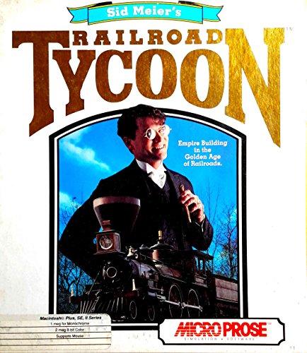 Sid Meier`s RAILROAD TYCOON (MAC)