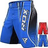 RDX MMA Shorts Boxeo Entrenamiento Ropa Jaula Lucha Artes Marciales Agarre Muay Thai Kickboxing