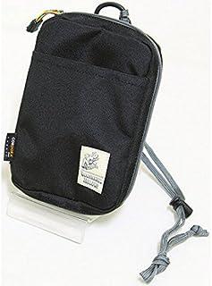 十川鞄 ELEPHANTS MELODY PETIT エレファンツメロディ パスポート&カードケース 小物入れ ブラック EPT-2709P-BK