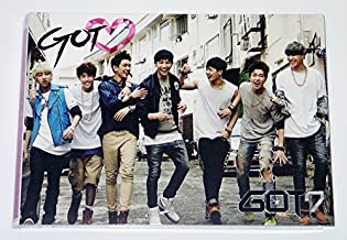 GOT7 - GOT♡ GOT LOVE (2nd Mini Album) CD + Photo Booklet + Alphabet Chip + Extra Gift Photocard Set