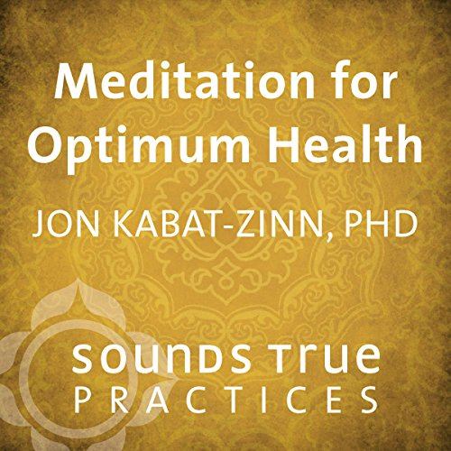 Meditation for Optimum Health copertina