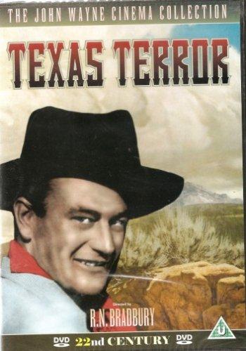 Texas Terror - Starring John Wayne - Cinema Collection