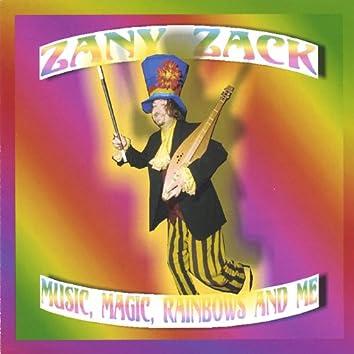 Music Magic Rainbows and Me