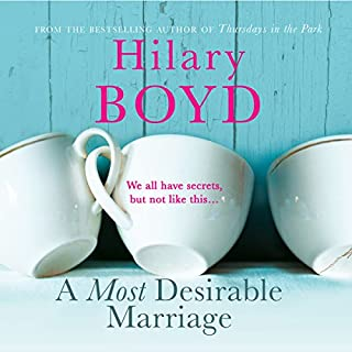 A Most Desirable Marriage cover art