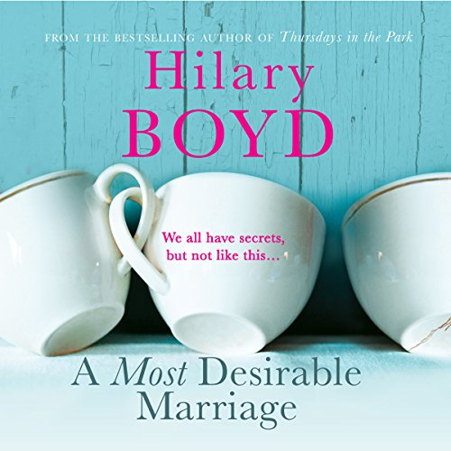 A Most Desirable Marriage audiobook cover art
