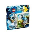 LEGO Legends of Chima - Speedorz Nido de Entrenamiento, Juegos de construcción (70105)