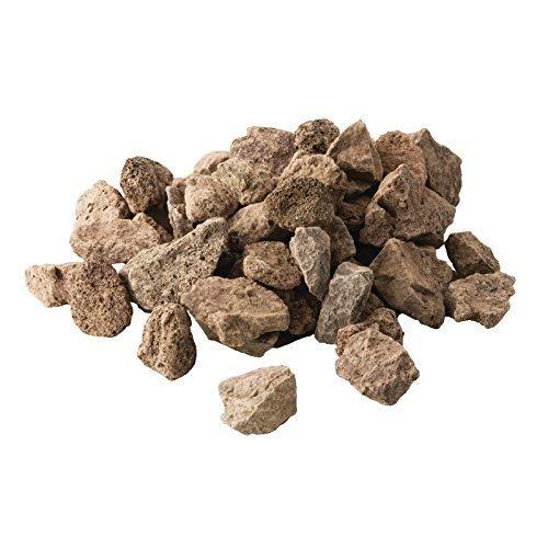 HENDI Lavasteine, Grob, Lava Rock, geeignet für unterschiedliche Gasgrilltypen, 5kg, box