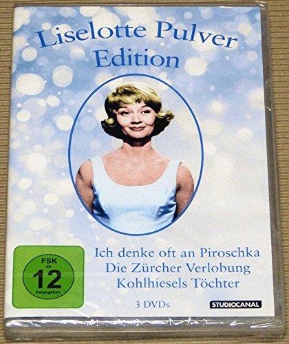 Liselotte Pulver Edition - 3 Filme auf 3 DVDs