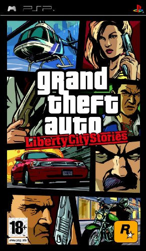 Grand Theft Auto: Liberty City Stories PSP [ ]