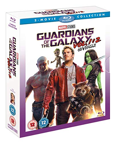 Guardians Of The Galaxy Vols 1 & 2 [Italia] [Blu-ray]