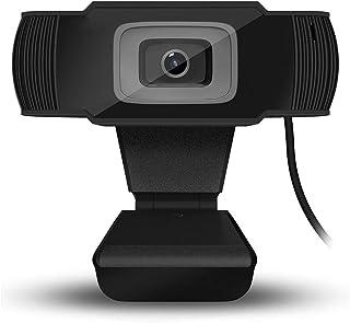 Jackallo Cámara Web de Alta Definición Cámara de Video Digital con Micrófono Incorporado para Computadora de Escritorio Portátil para Computadora de Escritorio Computadora Portátil Computadora