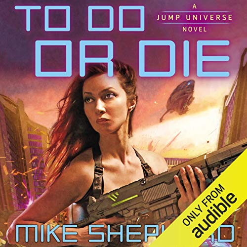 To Do or Die audiobook cover art