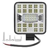 Luz de trabajo 6500K Lámpara de trabajo LED impermeable 29 LED 87W para coche, motocicleta, camión, barco, carretilla elevadora