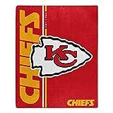 Northwest NFL Kansas City Chiefs 50x60 Raschel Restructure DesignBlanket, Team Colors, One Size (1NFL070860007RET)
