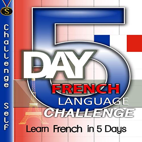 5-Day French Language Challenge cover art