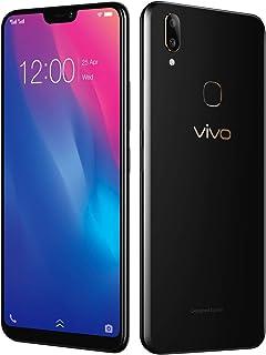 VIVO V9 Youth Dual SIM - 64GB, 4GB RAM, 4G VOLTE, Black