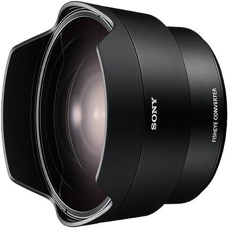 Sony Vcl Ecf2 Fisheye Konverter Objektiv Schwarz Kamera