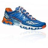 LA SPORTIVA Bushido Woman, Scarpe da Trail Running Donna, Multicolore (Marine Blue/Lily Orange...
