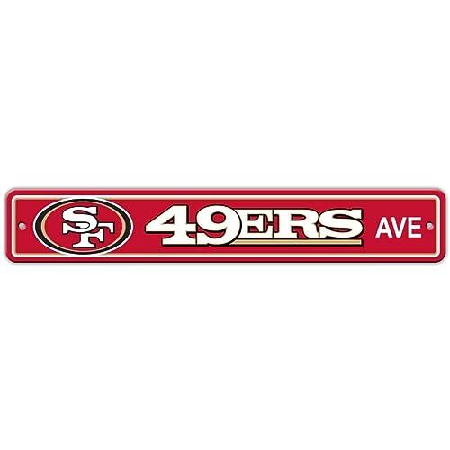 low priced 583e5 482cb 49ers Home Decor: Amazon.com