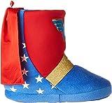CERDÁ LIFE'S LITTLE MOMENTS Zapatillas De Casa Bota DC Superhero Girls, Niñas, Rojo (Rojo C06), 31/32 EU