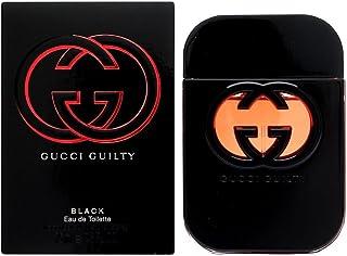 Gucci Guilty Black for Women 2.5 oz Eau de Toilette Spray