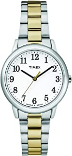 Timex Women's TW2R23900 Year-Round Analog Quartz Silver Watch