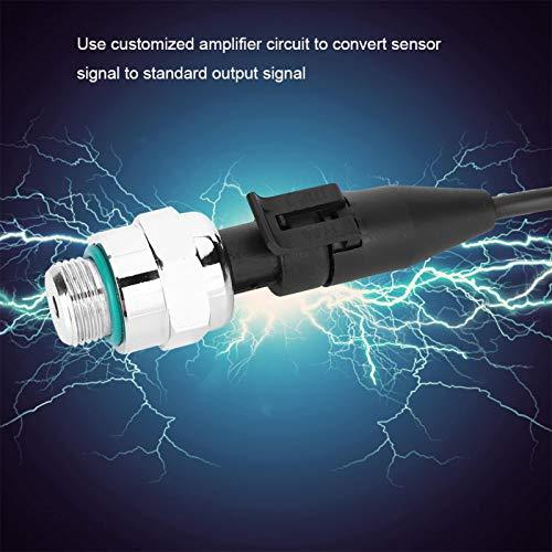 Sensor de transductor de presión, HTP G3 / 8 Transmisor de presión 0.33-2.97V Universal 0-1MPA para bomba de agua de conversión de frecuencia para compresores de aire