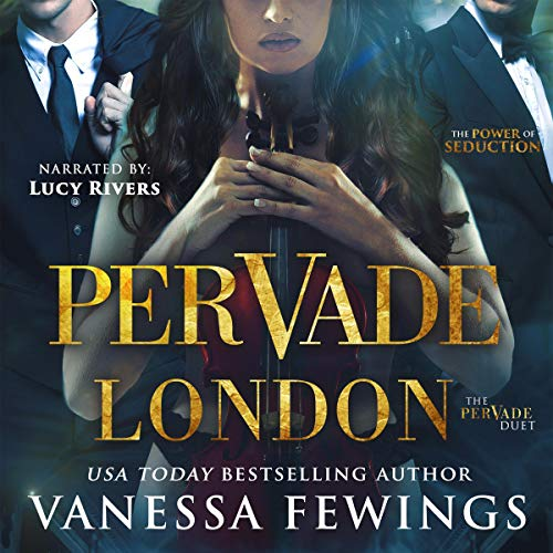 Pervade London cover art
