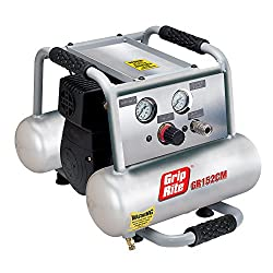 Grip-Rite GR152CM 1.5HP Compressor