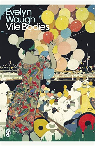 Vile Bodies (Penguin Modern Classics) (English Edition)