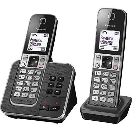 Panasonic KX-TGD322 DECT Identificador Llamadas
