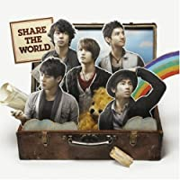 Share the World/We Are! by Tohoshinki (2009-04-22)