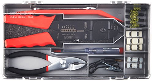エーモン よく使うクルマの配線工具セット 2842
