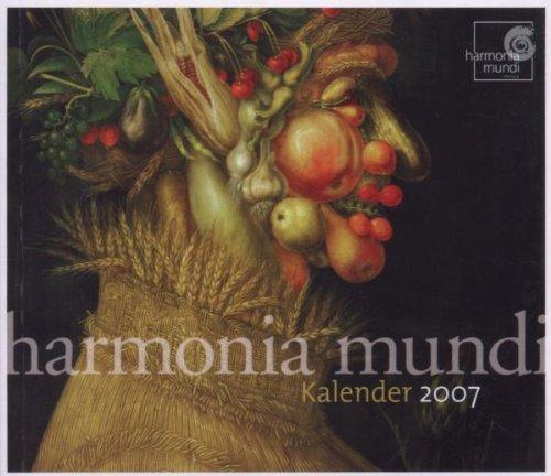 Harmonia Mundi Kalender 2007