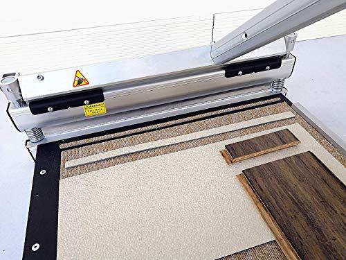 MantisTol 20-inch Pro Flooring Cutter MC-510,For Laminate, Carpet tile, Siding,Rigid Core Vinyl Plank and more