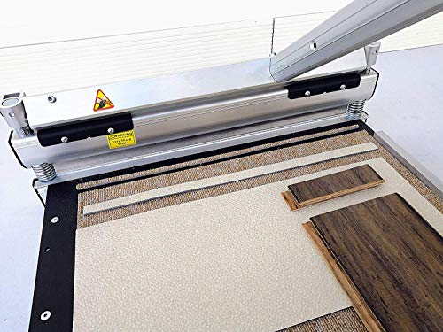 MantisTol 20-inch Pro Flooring Cutter MC-510,For Laminate, Carpet tile, Siding,Rigid Core Vinyl Plank and more