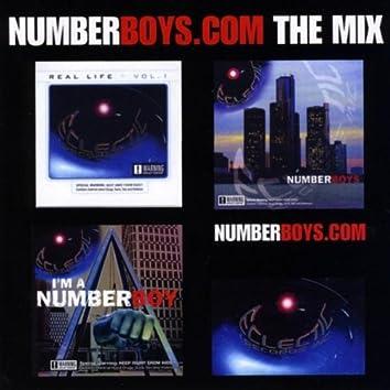 NUMBERBOYS.COM THE MIX