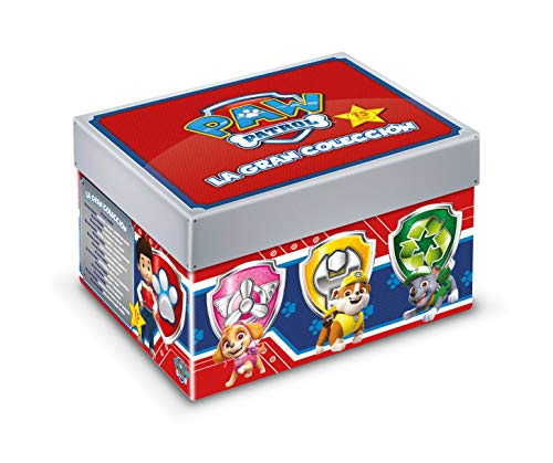 Set de 6 Action Pack de La Patrulla Canina