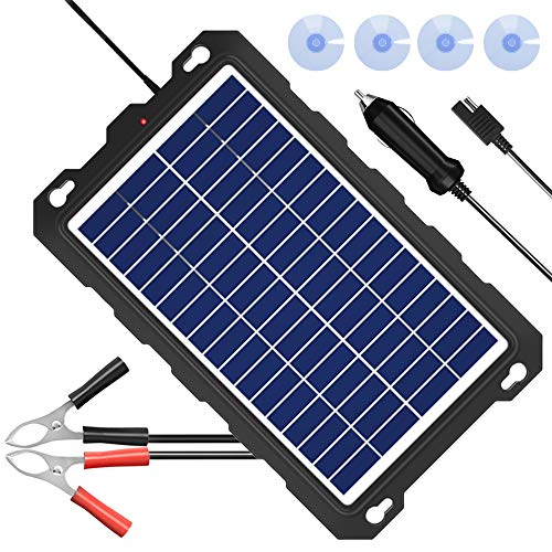 solar powered battery - 6