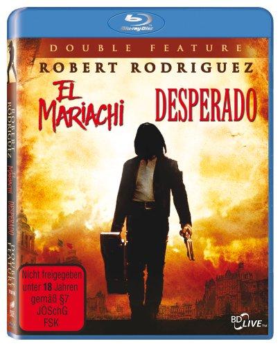 Desperado/El Mariachi [Alemania] [Blu-ray]