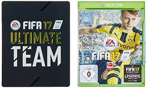 FIFA 17 - Steelbook Edition (exkl. bei Amazon.de) - Xbox One [Importación alemana]